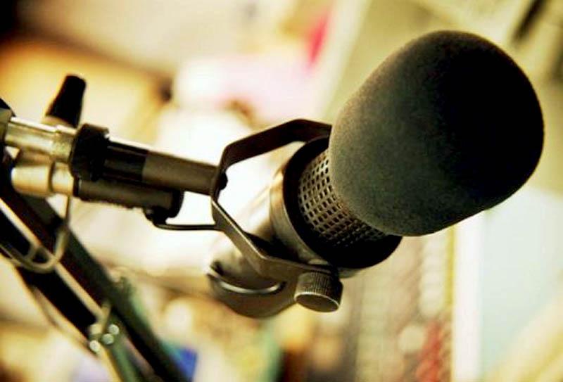 MicrofonoRadio